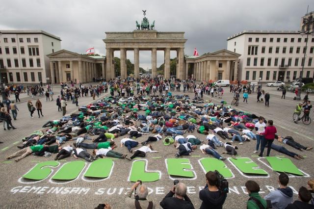 """""""600 Leben"""" Aktion zum Welt-Suizipräventionstag"""